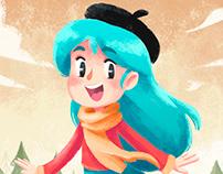 Fanart - Hilda