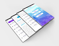 Nomad App Design
