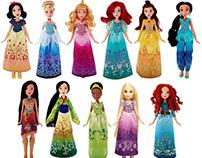 Disney Princess Embellishments