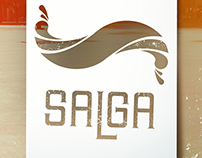 SalgaSurf. Brand Communication