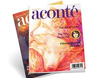 Aconté Magazine