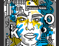 POSTER/PORTRAIT Princess Nokia