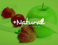 +Natural | Nutrición & Bienestar