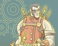 CDChallenge 4 - Steampunk Explorer