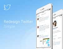 Twitter - Redesign
