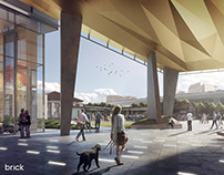 Diridon, CA for Gensler