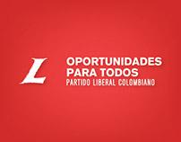 Infografías - Partido Liberal