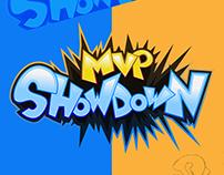 MVP Showdown - Custom Hand Lettering