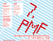 Prague International Microfestival of Poetry