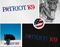 PATRIOT K9 | LOGO DESIGN & BRANDING