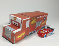 Cars Interactive Package