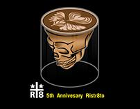 5 th Anniversary Ristr8to Media 2016