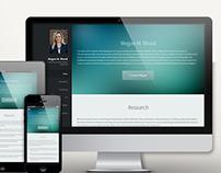 Academic Portfolio - meganmwood.com