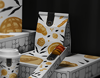 Bakery & Pastry | Packaging Design