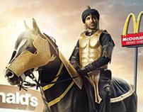 McDonald's Campaign 2017