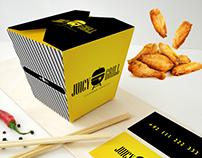 Juicy Grill Branding