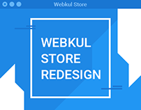Webkul Store - Flat 2.0 UI with Improved UX