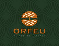 Mobile App - Café Orfeu