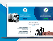 Cargoclix-Web (UI/UX design)