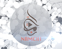 Namshi logo animation