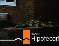 Gráfica para banco hipotecario