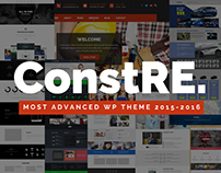 Constre - Multipurpose WordPress Theme