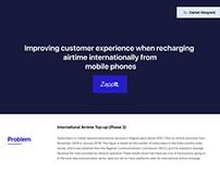 Optimizing International Airtime Top-Up