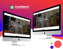 Confident - Business & Agency Template