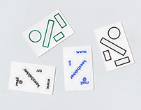Business Cards: Kees Bakker