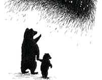 Night-time Bears