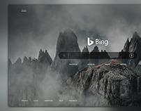 Bing | UI Redesign