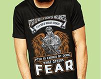 Download T-shirt design Template Free