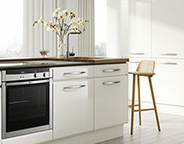 Vogue Kitchens CGI catalogue