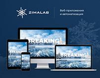 Zimalab, студия веб-разработки
