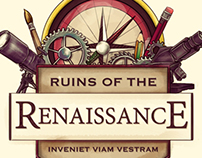 Ruins of the Renaissance - Logo Design
