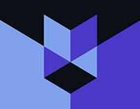 Visual Identity for Blockchain Enterprise Platform