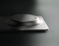 Leveled Induction Cooktop