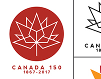 Canada 150 Winning Design