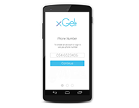 xGelt Animated Mockup