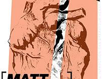 Casa da Música - Matt Elliott poster