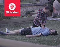 St John: The Most Important Thing (TVC + Integrated)