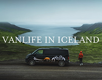 VANLIFE IN ICELAND / Work for Cozy Campers