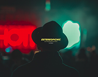 Estereopicnic - Walking in the festival