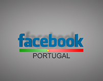 Facebook in Portugal - infographic