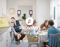Proviant - Internettmat