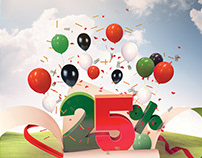 Max - National day discounts
