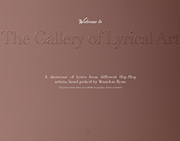 The Gallery of Lyrical Art.