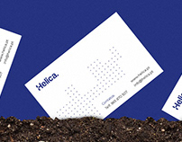 Helica. visual identity