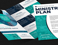 Infographic Budget Brochure