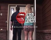 Big Loud Films - Branding